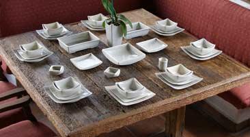 Tableware vajillas for Vajilla oriental